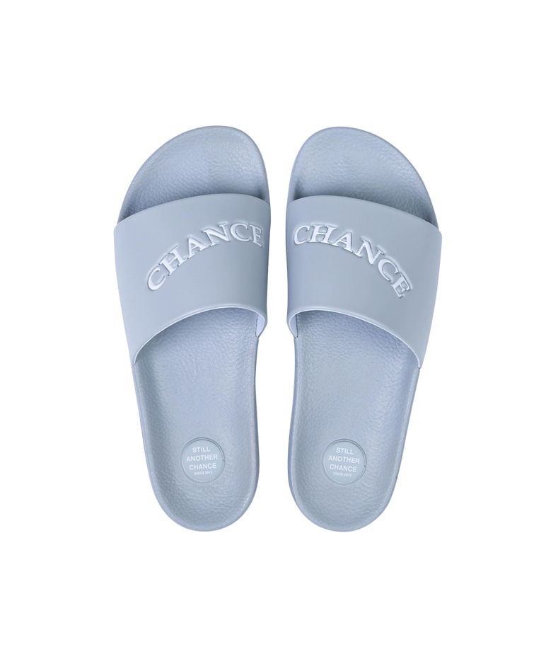 CHANCECHANCE Slippers(Gray)